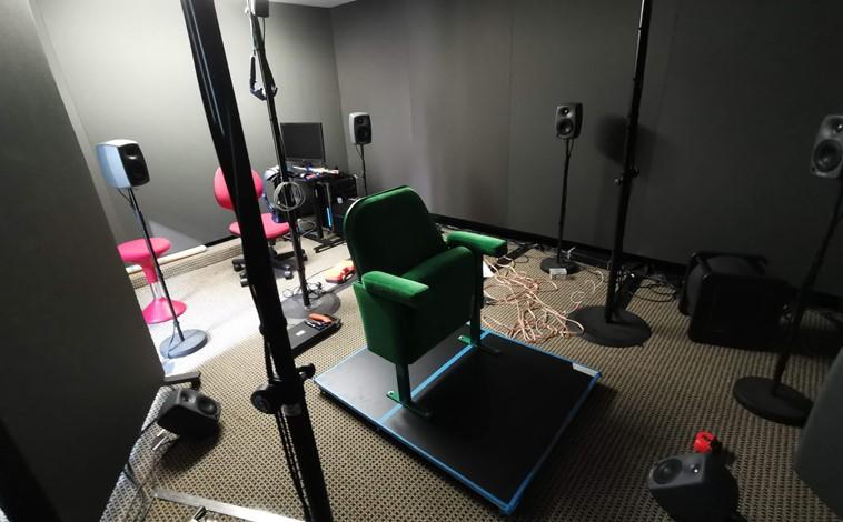 Listening Room Update - Vibration